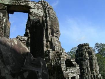 Terrasse du temple de Bayon