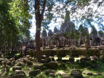 Le temple Bayon